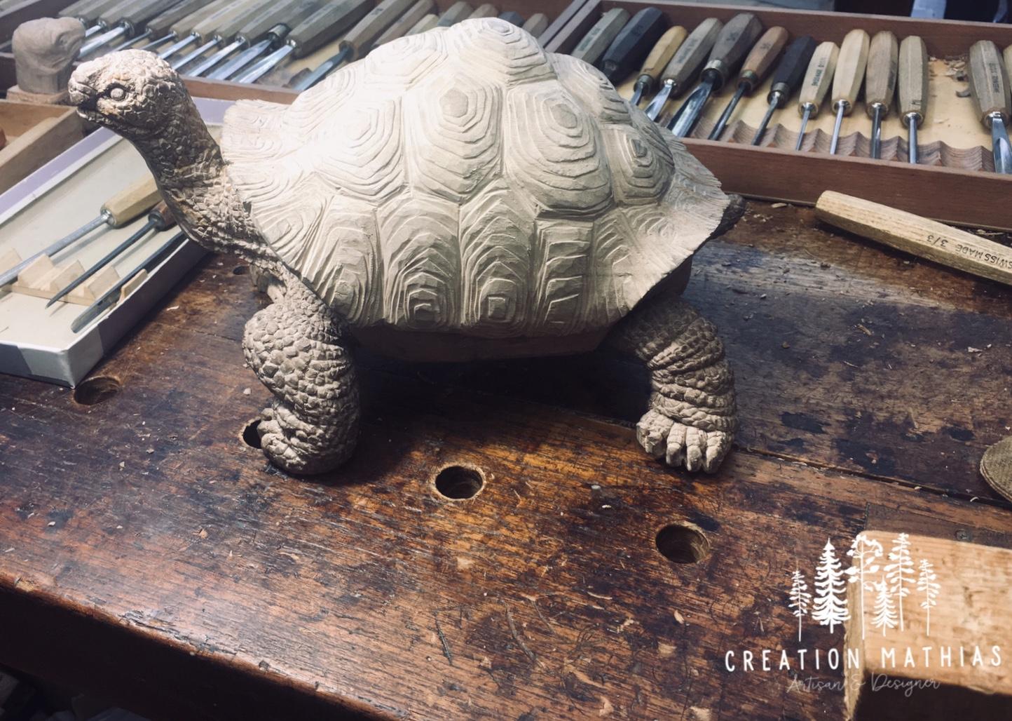 Mathias Lecocq - Sculpteur sur bois