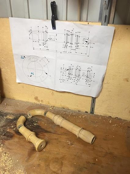 Comment c'est fait - Flute tordue - 4