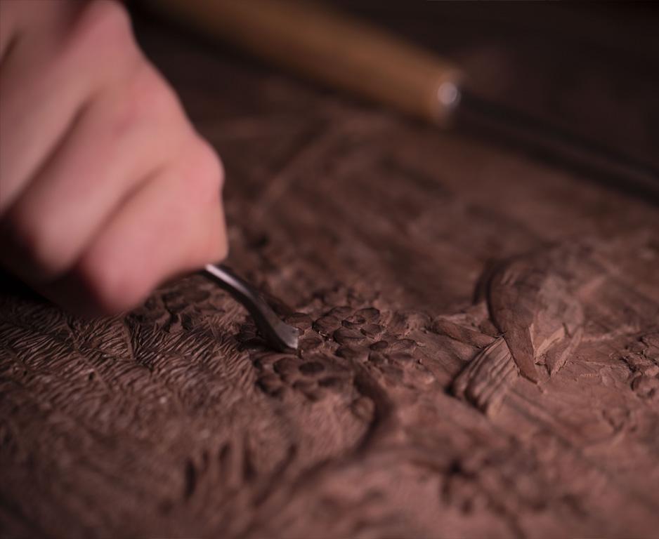 Formation Sculpture sur bois